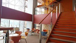 SKE48のMVで使われた階段|八王子市某所!?にて